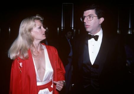 Marvin Hamlisch  and Cyndy Garvey