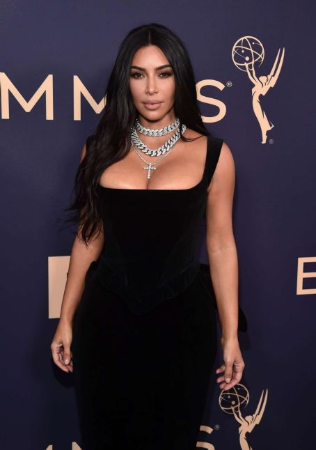 Kim Kardashian – 71st Emmy Awards in Los Angeles