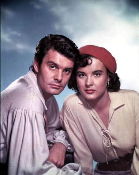 Jean Peters - Louis Jourdan