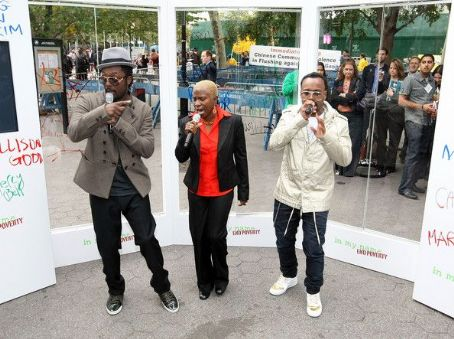 "Apl.de.Ap ""In My Name"" Global Campaign Action Launch"