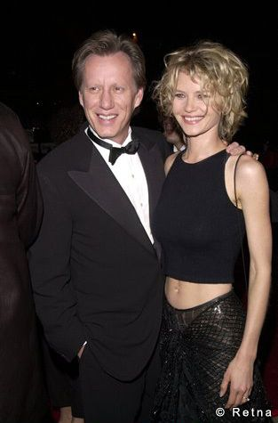 James Woods & Missy Crider second engagement - 2000 Golden Globes