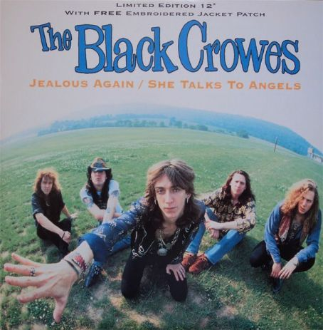 The Black Crowes She Talks To Angels Dont Forget The Songs 365