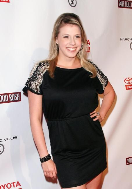 Jodie Sweetin - 24 Hour Hollywood Rush at The Wilshire Ebell Theatre on February 20, 2011 in Los Angeles, California