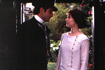 Rebecca Pidgeon Jeremy Northam and  in The Winslow Boy