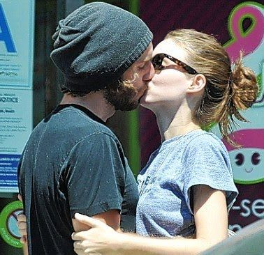 Rooney Mara and Charlie McDowell - Rooney Mara And Charles McDowell
