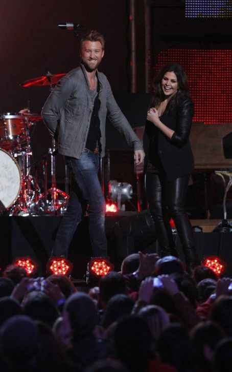 "Hillary Scott - Lady Antebellum Rocks ""Jimmy Kimmel Live"""
