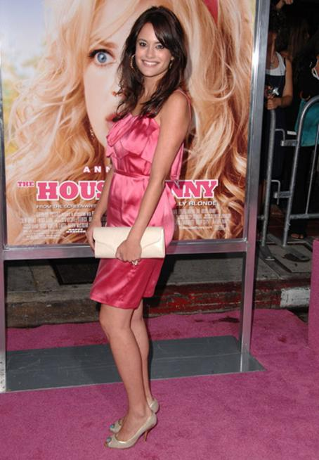 Rachel Specter - Sony Pictures' Premiere Of 'House Bunny' At The Mann Village Theatre On August 14, 2008 In Los Angeles, California