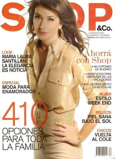Shop Magazine Cover [Argentina] (February 2010)