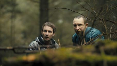 Eddie Marsan Martin Compston as Danny with  as Vic in The Disappearance of Alice Creed.
