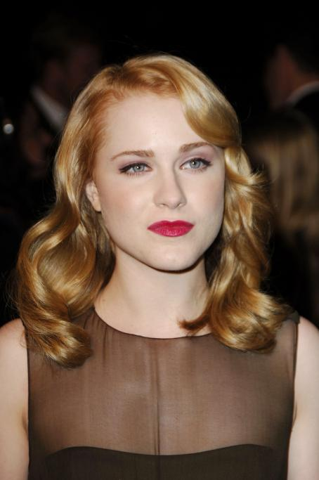 "Running with Scissors - Evan Rachel Wood - World Premiere Of ""Running With Scissors"", Beverly Hills"