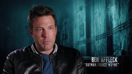 Justice League: Heart of Justice - Ben Affleck