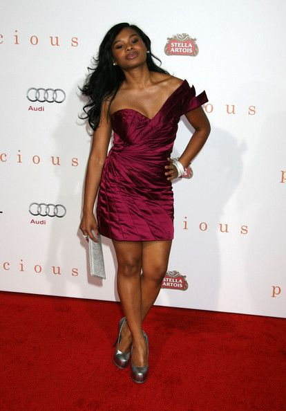 Chyna Layne AFI FEST 2009 Screening Of Precious: Based On The Novel 'PUSH' By Sapphire