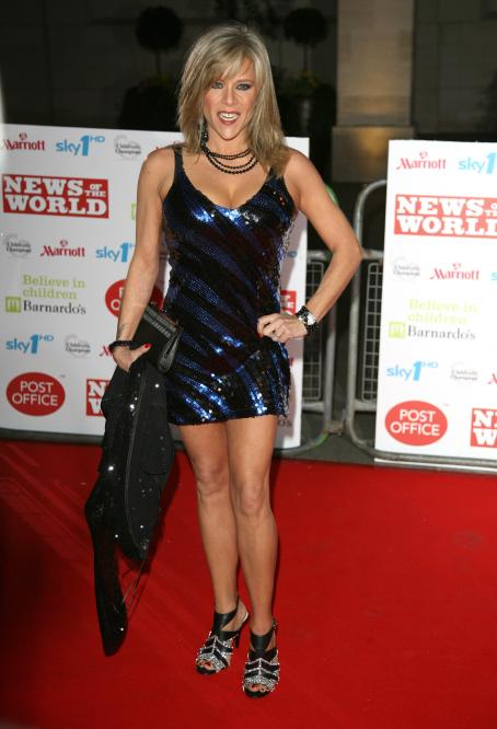 Samantha Fox - Children's Champion Awards 2010, 3 March 2010