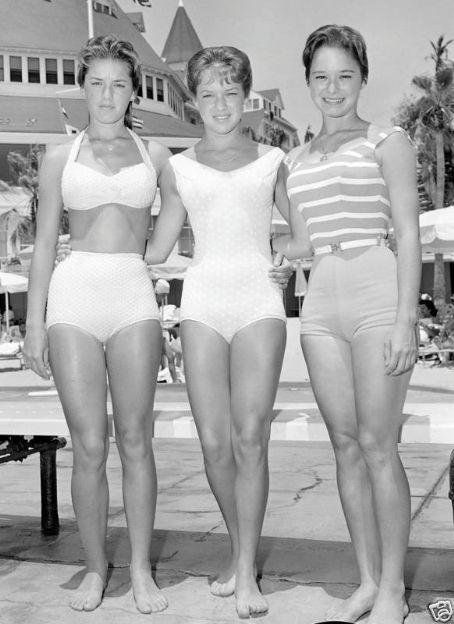 Peggy Lennon At the Hotel Del Coronado