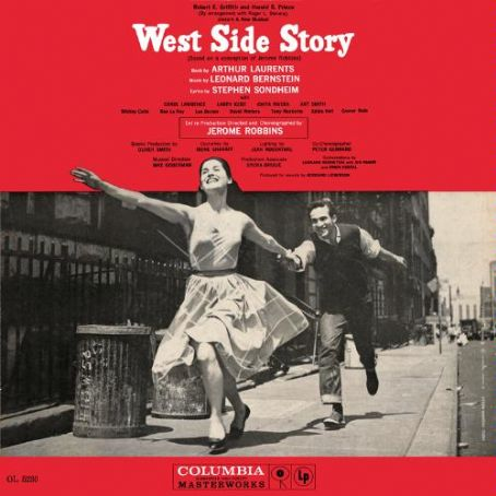 Chita Rivera West Side Story 1957 Original Broadway Cast Recording