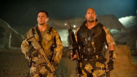 Dwayne Johnson - G.I. Joe: Retaliation