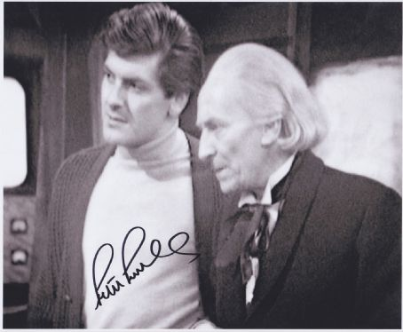 William Hartnell Peter Purves