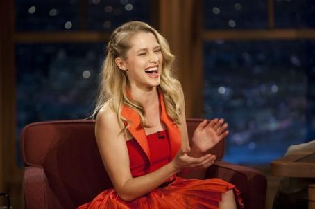 Teresa Palmer - 'Late Late Show With Craig Ferguson' at CBS Television City in Los Angeles - 24.02.2011