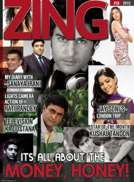 Rajeev Khandelwal Zing Magazine Pictorial [India] (February 2012)