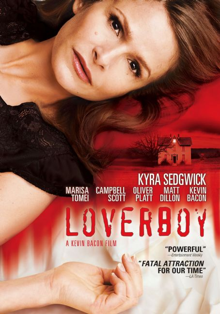 Loverboy DVD Boxart - 2006
