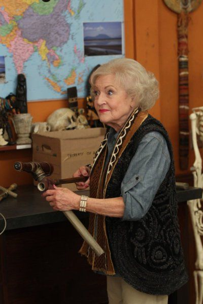 Betty White - Community (2009)