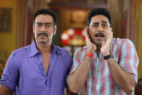 Abhishek Bachchan - Stills from New movie Bol Bachchan 2012