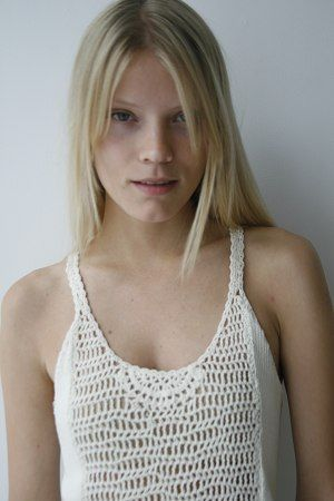 Kelli Ilves - Major Model Management - New York