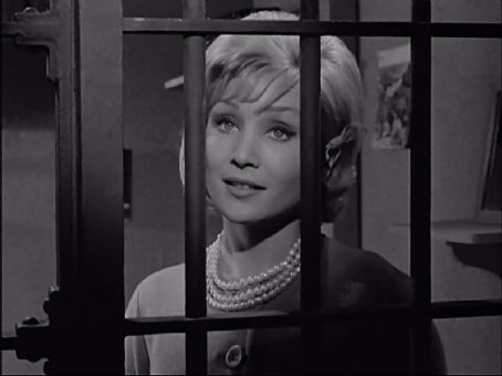 Susan Oliver Susan behind bars on The Andy Griffith Show