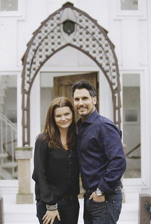Heather Tom - Don Diamont