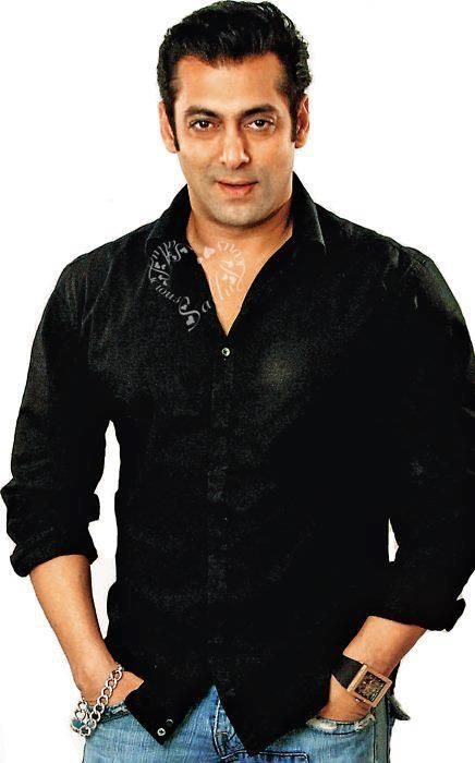 Salman Khan - The Cool Rockstar!!