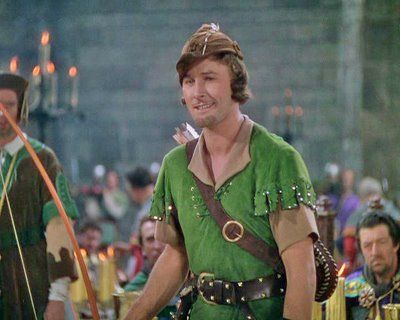The Adventures of Robin Hood - Robin Hood