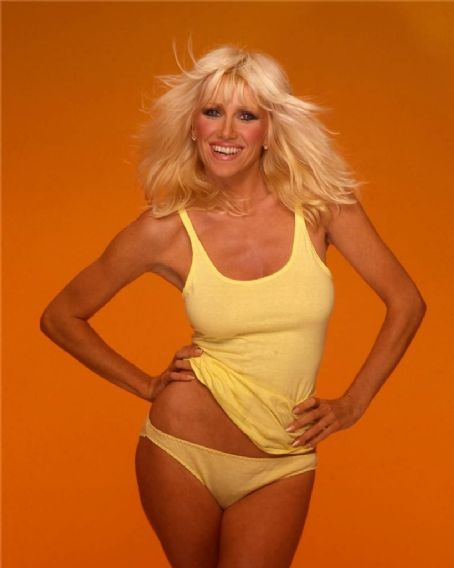 Suzanne Somers 80s workout