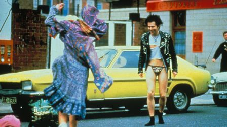 Sid Vicious Sid and Nancy