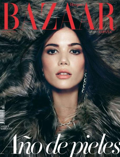 Sheila Marquez - Harper's Bazaar Magazine [Spain] (January 2011)