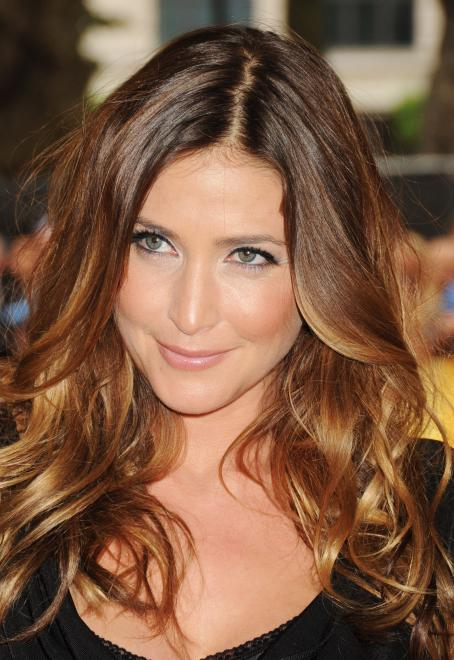 Lisa Snowdon - UK Premiere Of The Expendables At Odeon Leicester Square On August 9, 2010 In London, England