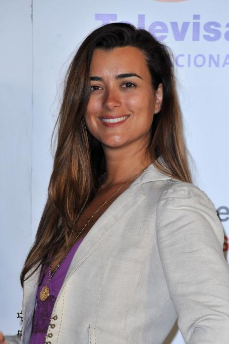 Cote de Pablo - Cote De Pablo - 50 Anniversary Celebration Of The Monte Carlo TV Festival At Monte-Carlo Bay Hotel On June 9, 2010 In Monte-Carlo, Monaco