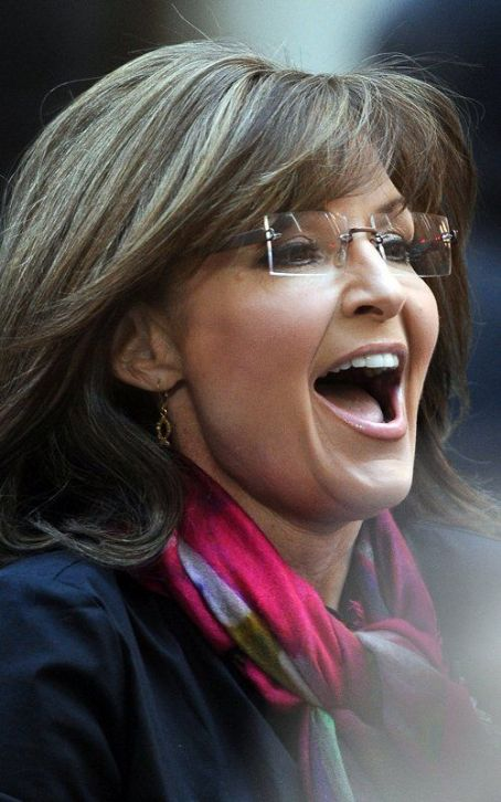 "Sarah Palin Co-Hosts the ""Today"" Show"
