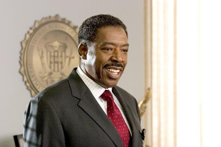 Ernie Hudson as McDonald in comedy/thriller movie Miss Congeniality 2: Armed and Fabulous distributed by Warner Bros Pictures. Photo by Frank Masi.