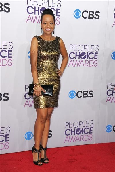 Tempestt Bledsoe  attends the 2013 People's Choice Awards at Nokia Theatre L.A. Live in Los Angeles on Jan. 9, 2013