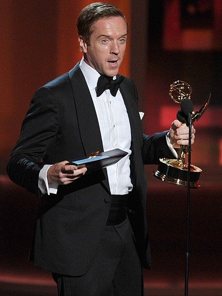 Damian Lewis: 64th Annual Primetime Emmy Awards in Los Angeles