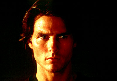Mission: Impossible II Tom Cruise as Ethan Hunt in Paramount's Mission Impossible 2 - 2000
