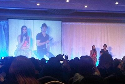 Ian Somerhalder - More Pictures at 2012 Bloody Night Con, Barcelona