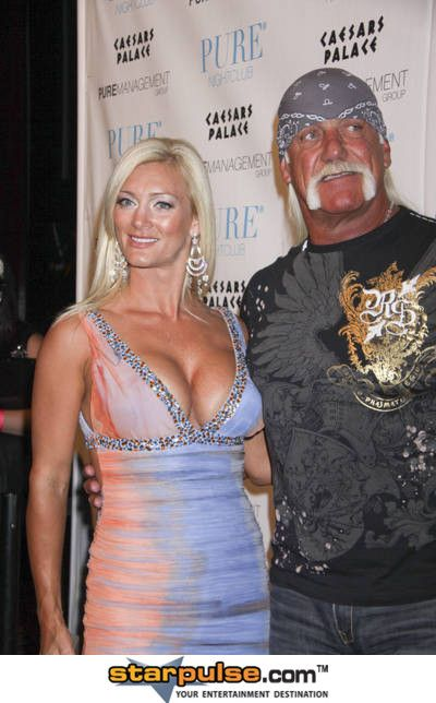 Jennifer McDaniel - Hulk Hogan and Jennifer Mcdaniel
