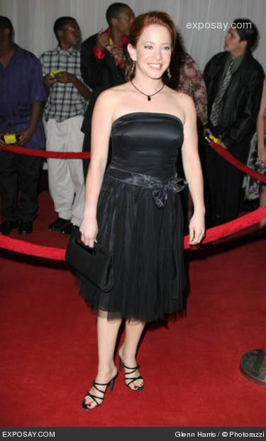 Amy Davidson The 6th Annual Family Television Awards - Arrivals December 1, 2004