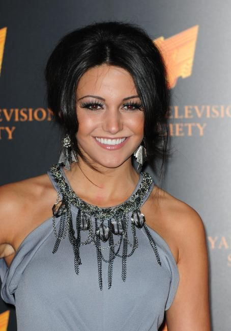 Michelle Keegan 2011 RTS Programme Awards (March 15, 2011)
