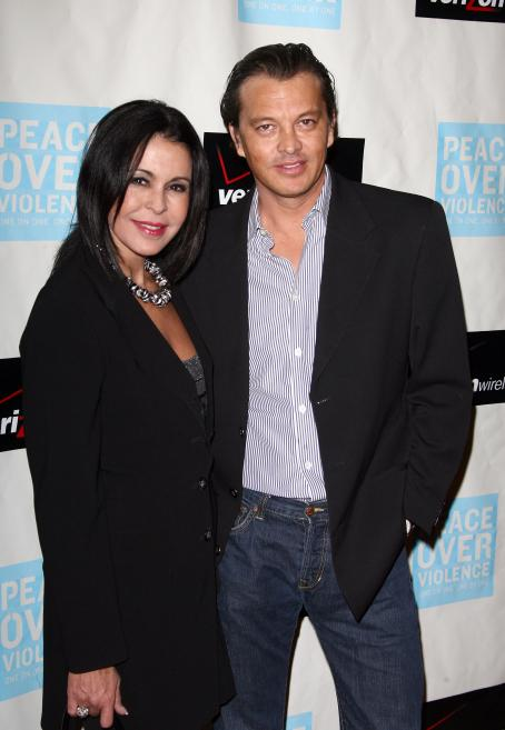Maria Conchita Alonso - Maria Alonso - Peace Over Violence 38 Annual Humanitarian Awards At Beverly Hills Hotel On November 6, 2009 In Beverly Hills, California