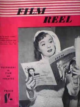 Greer Garson - Film Reel Magazine [United Kingdom] (August 1948)
