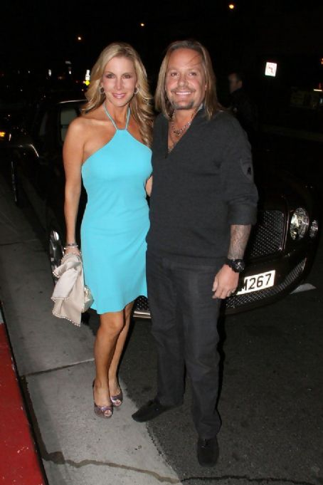 Vince Neil - Vince and Alicia