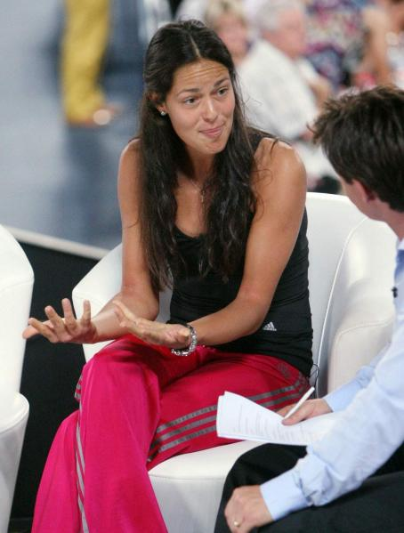 Ana Ivanovic - at Burswood Entertainment Complex, Perth - 03/01/11