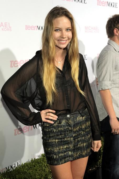 Daveigh Chase - 8 Annual Teen Vogue Young Hollywood Party at Paramount Studios on October 1, 2010 in Hollywood, California